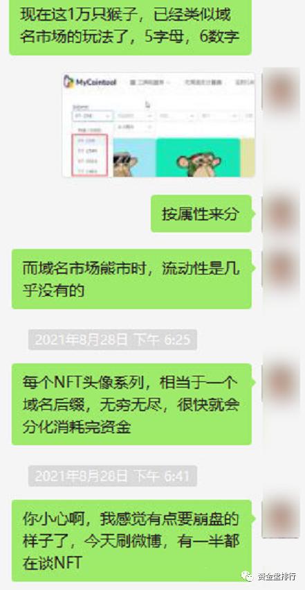 """币圈高端游戏""""NFT""""即将崩盘,有可能带来一波回调!!!插图6"""