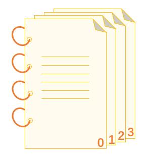 科普 | 区块高度和记账本那些事儿插图2