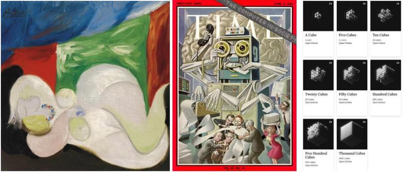 未来全球顶级艺术品50%将NFT化,APENFT带来大趋势红利插图4