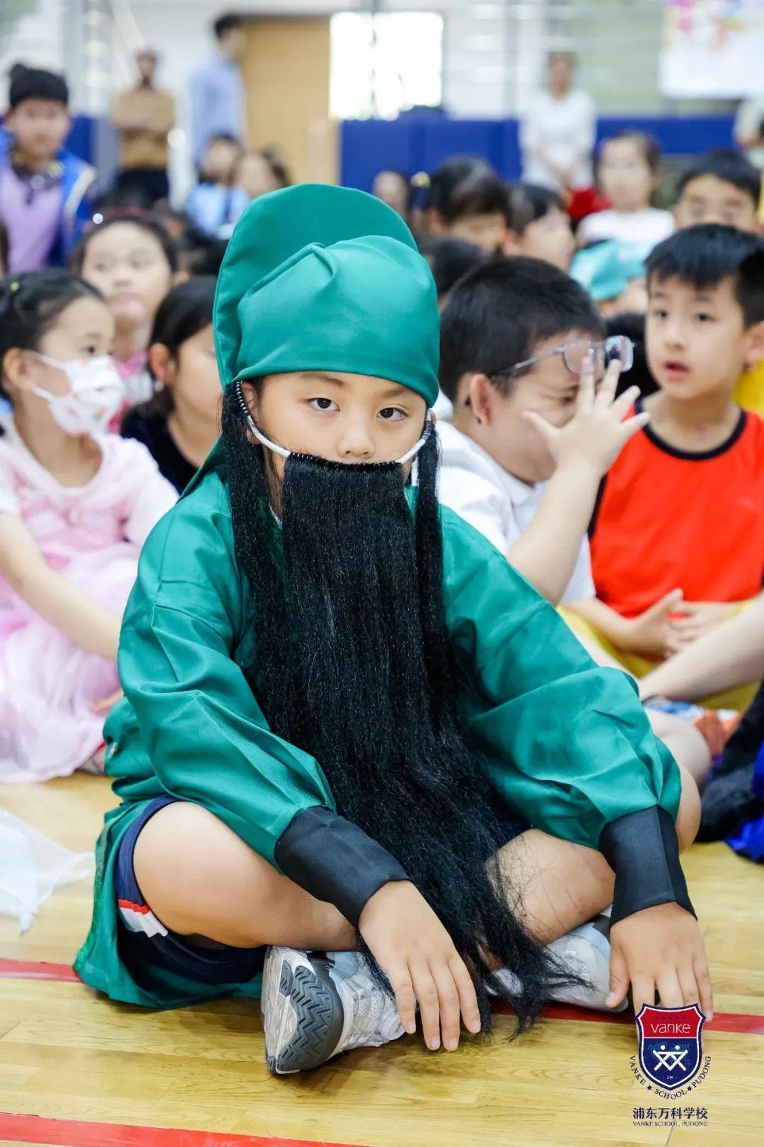 书式未来 2021上海浦东新区民办万科学校图书周